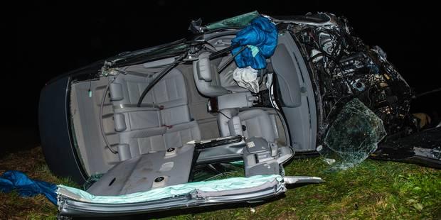 Un mort et un blessé grave dans un accident de la route sur l'A12 - La DH