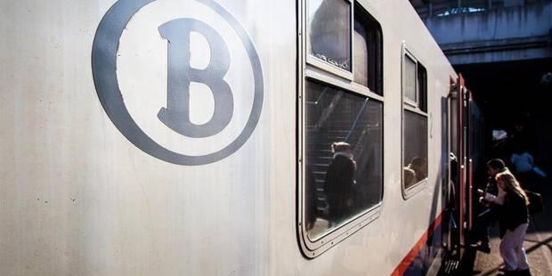 Un homme se fait happer par un train - La DH