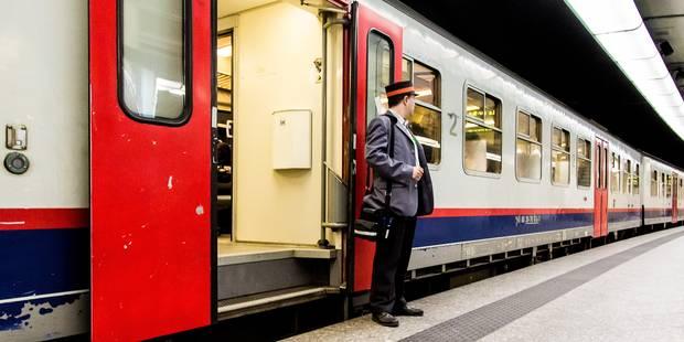 Une amende de 76.000 euros... pour avoir pris le train sans payer - La DH