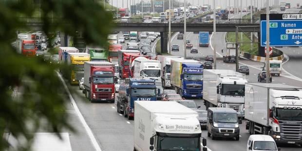 Anvers, Bruxelles et Liège davantage confrontées aux embouteillages - La DH