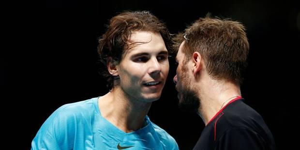 """Wawrinka """"énervé"""" par Nadal - La DH"""