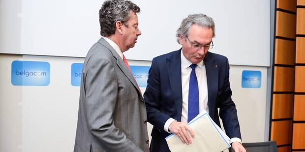 """Jean-Pascal Labille à Didier Bellens: """"La récréation est presque finie"""" - La DH"""