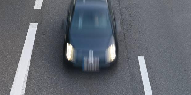 Deux Belges impliqués dans un accident spectaculaire en Allemagne - La DH