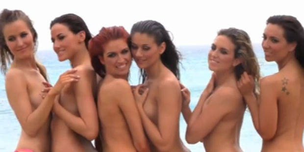 Clara morgane the making of la candidate - 1 part 4