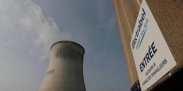 Electrabel veut mieux gérer la production de ses réacteurs - La DH