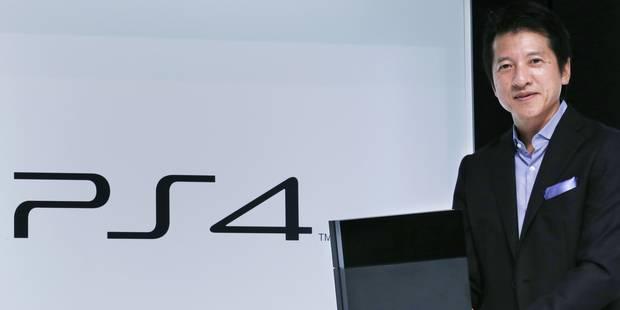 Sony lance la très attendue PlayStation 4 - La DH