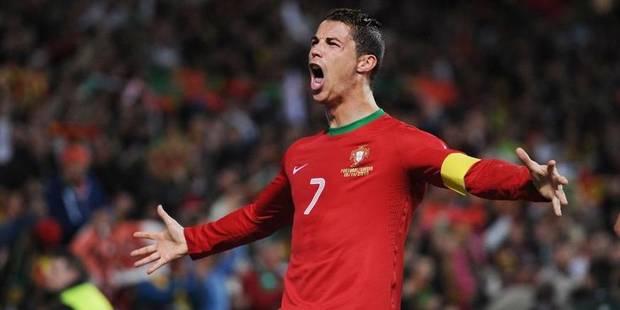 Ronaldo place le Portugal sur orbite (1-0) - La DH