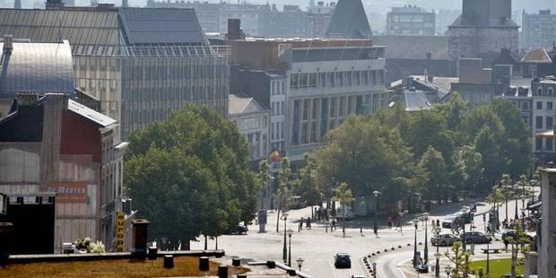 Violente agression dans le centre de Liège - La DH