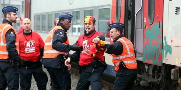 """La police des chemins de fer, """"souvent avertie tardivement"""" - La DH"""