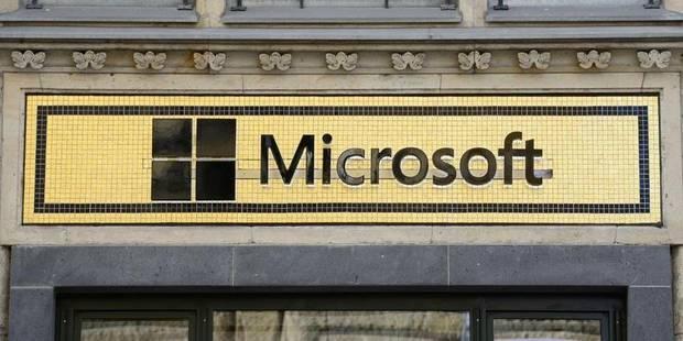 Des escrocs se font passer pour Microsoft - La DH