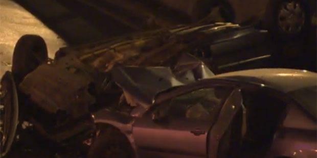 Cinq blessés dans un accident dans un tunnel bruxellois - La DH