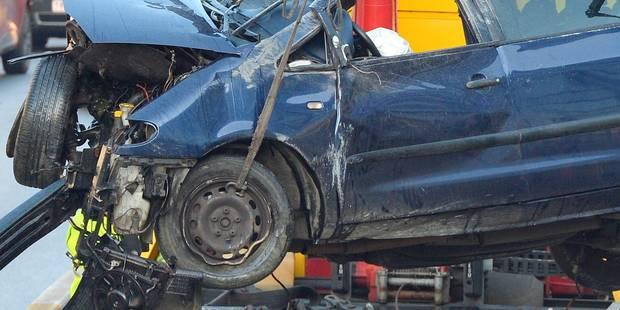 Accident dans le tunnel Arts-Loi: deux blessés toujours dans un état inquiétant - La DH