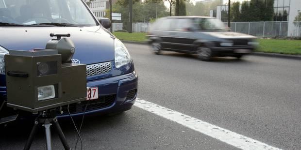 Un chauffard flashé à 246 km/h sur la E40 - La DH