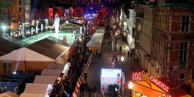 Tout savoir sur les marchés de Noël bruxellois - La DH
