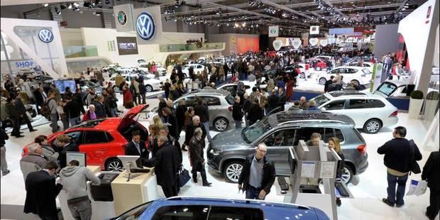 Mille véhicules neufs au Salon! - La DH