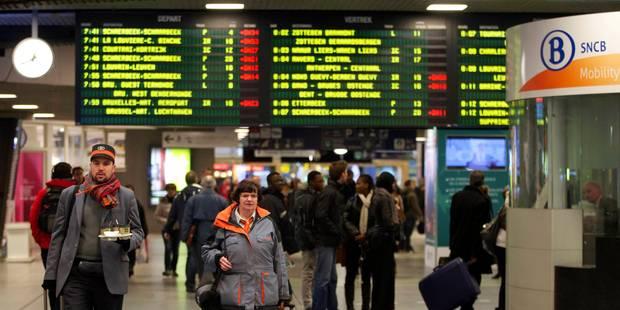 Les nouveaux horaires de la SNCB en vigueur dès dimanche - La DH