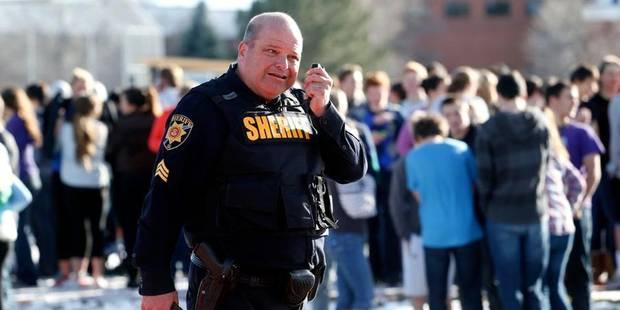 Nouvelle fusillade dans un lycée américain: un mort et deux blessés - La DH