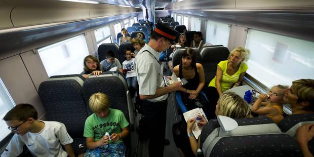 Trois Belges sur quatre sont satisfaits de leurs trains - La DH