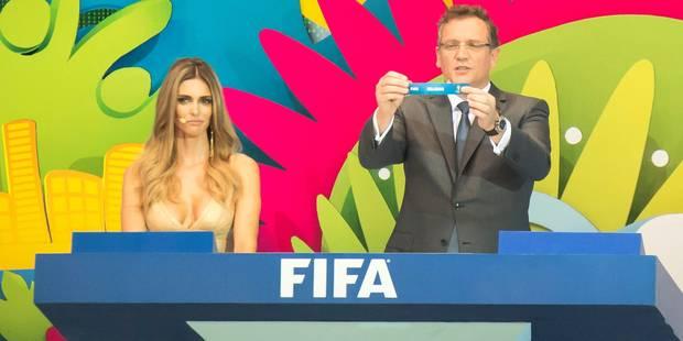 La Belgique n'a pas été la plus chanceuse lors du tirage du Mondial - La DH