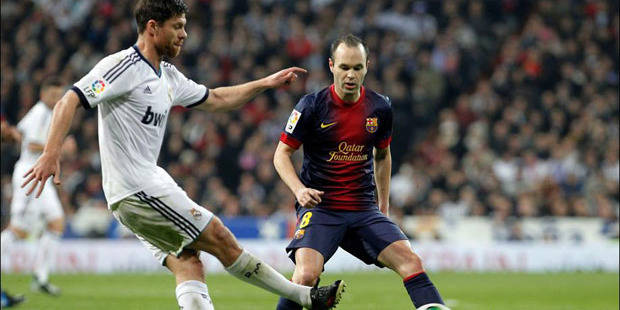 Liga: Iniesta prolonge, Xabi Alonso souffre - La DH