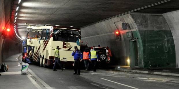 5 autocars contrôlés, 4 en infraction lourde ! - La DH