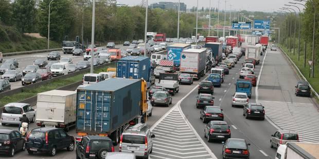Kilomètres parcourus sur les routes de Belgique: record battu - La DH
