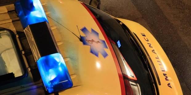 Une dame âgée décède après avoir été percutée par une camionnette à Liège - La DH