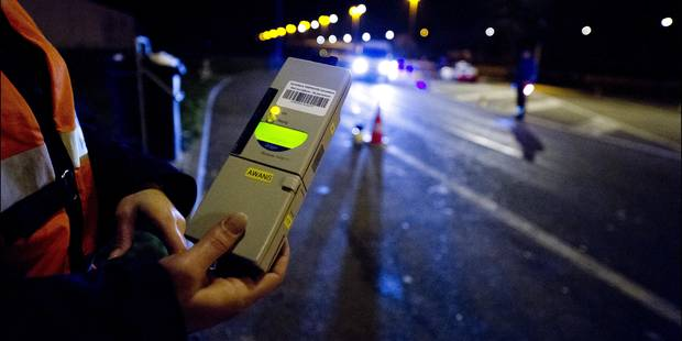 Attention les fêtards: davantage de contrôles durant la nuit du Nouvel An - La DH