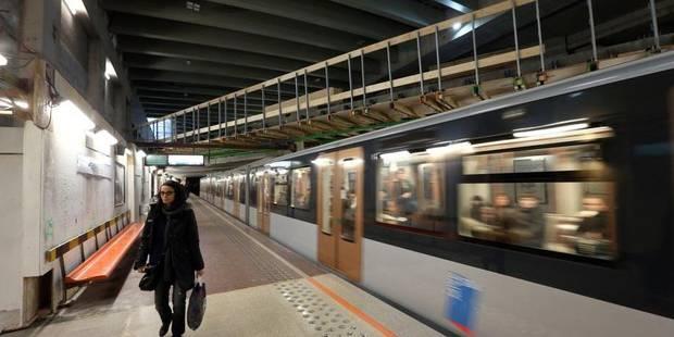 La mue de Schuman entrera en gare fin 2015 - La DH