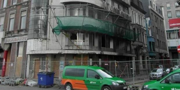 Vers une reconstruction de l'immeuble De Heug ? - La DH