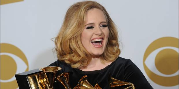 """L'album """"21"""" d'Adele, record de ventes en ligne aux Etats-Unis - La DH"""