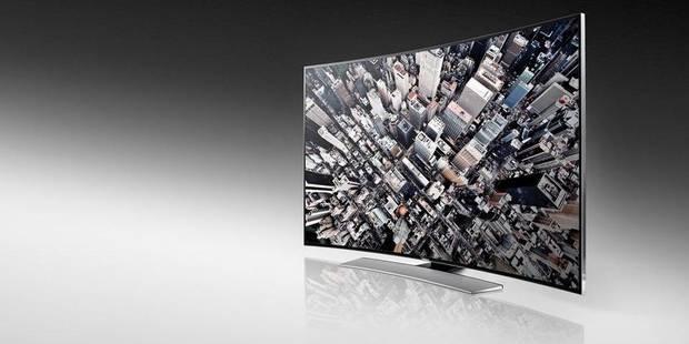 La télé du futur pète les formes - La DH