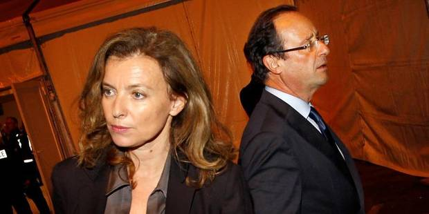 Hollande-Trierweiler: d'après VSD, c'est terminé ! - La DH