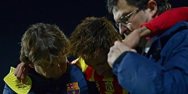 Neymar se blesse, tout un pays retient son souffle - La DH