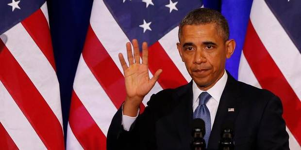 """Obama: """"Fumer du cannabis pas plus dangereux que de boire"""" - La DH"""