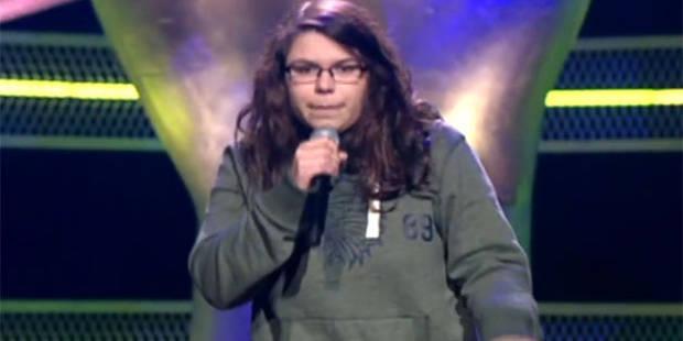 """Suzy, nouvelle star de """"The Voice Belgique"""" - La DH"""