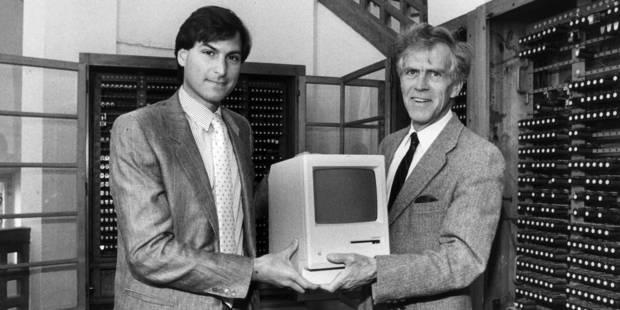"""Le """"Mac"""" d'Apple fête ses trente ans - La DH"""