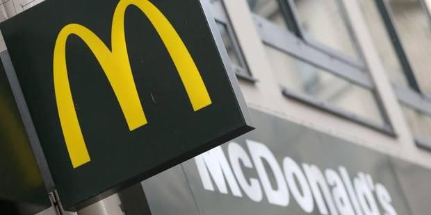 McDonald's a accueilli 40 millions de clients en Belgique en 2013 - La DH