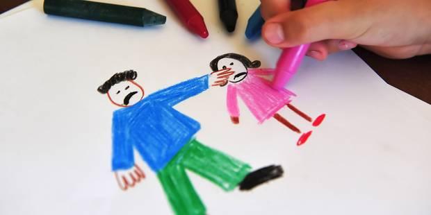 Internée pour le viol de son fils de 8 ans - La DH