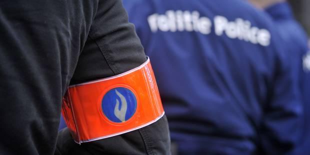 Trois policiers blessés dans une course-poursuite à Schaerbeek - La DH