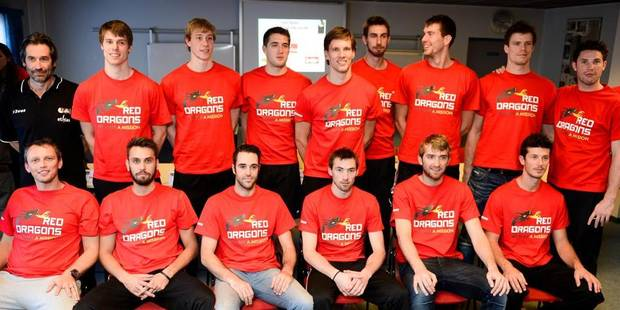 Mondial 2014 de volley: la Belgique connaît 3 de ses 5 adversaires - La DH