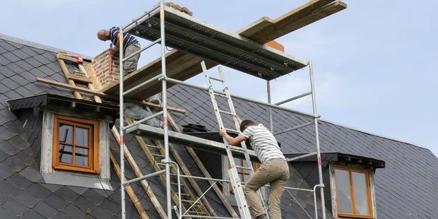 Le nombre de logements neufs chute à Bruxelles - La DH