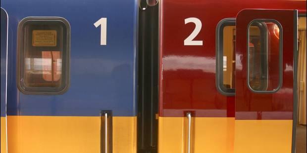 SNCB: la première classe plus chère - La DH