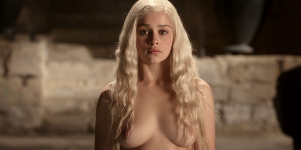 """La """"mère des dragons"""" sur le trône du désir - La DH"""