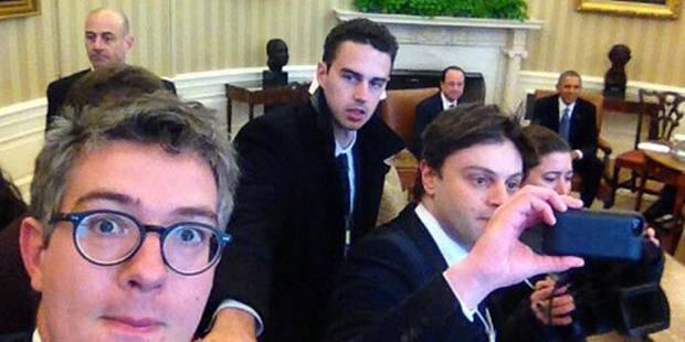 Des journalistes français trop turbulents pour la Maison Blanche - La DH