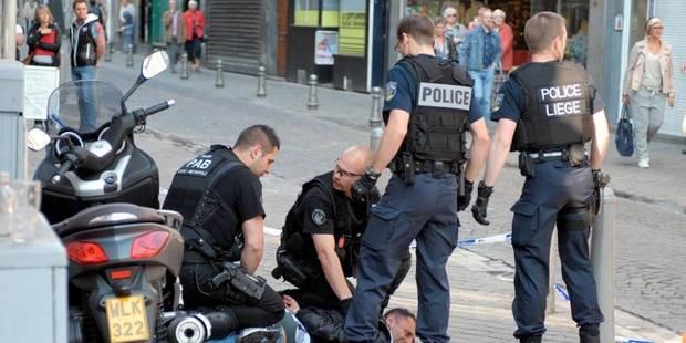 Le crime baisse, pas la violence ! - La DH
