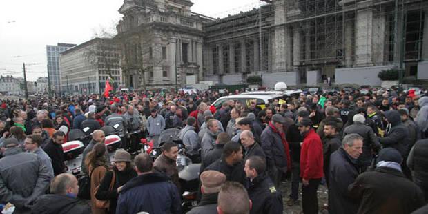 Grève à la Stib: Le service Noctis limité - La DH