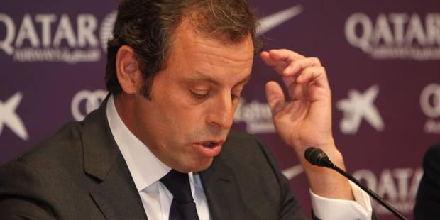 Le Barça mis en examen pour délit fiscal présumé - La DH