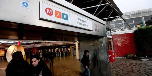 Un ado de 15 ans se tue en voulant se soustraire à un contrôle dans le métro - La DH