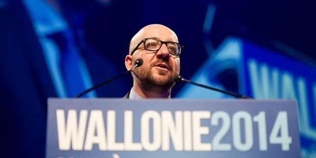 Le MR adopte son programme pour la Wallonie - La DH